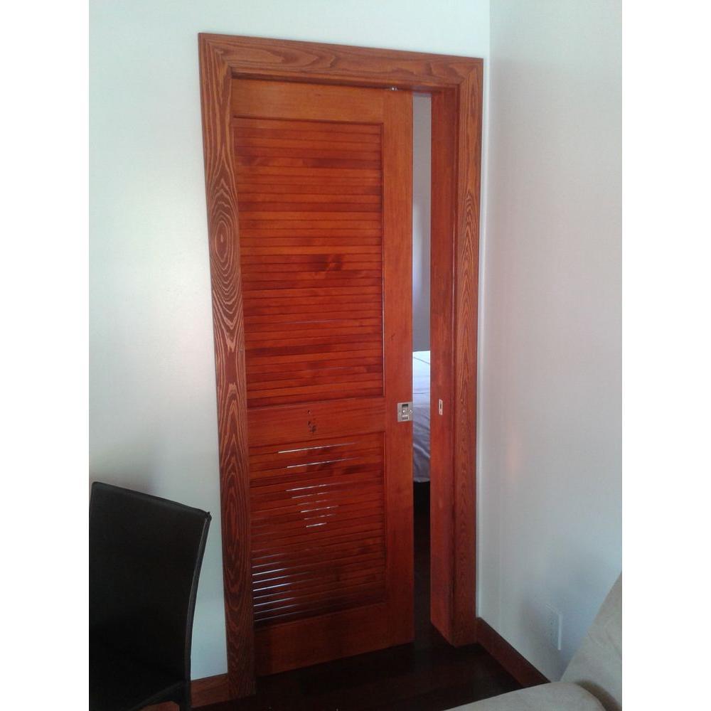 Henry Pocket Frames 30 In Wood Pocket Door Frame Standard 30s150 The Home Depot