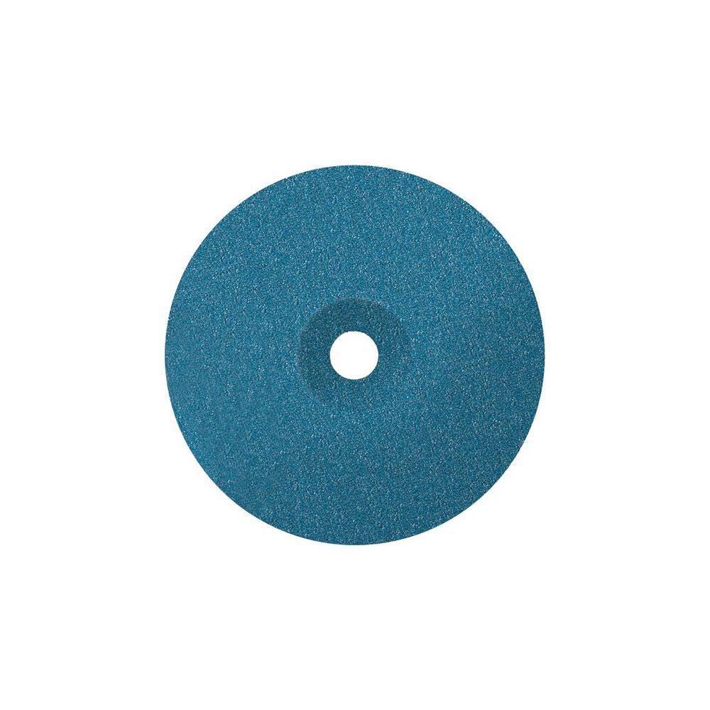 TOPCUT 7 in. x 7/8 in. Arbor GR80 Sanding Discs (25-Pack)