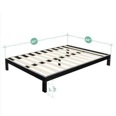 Arnav Steel 2000 Platform Bed Frame, Queen