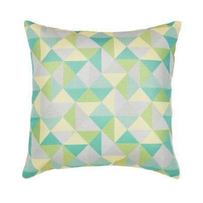 Ruskin Lagoon Square Outdoor Accent Lounge Throw Pillow