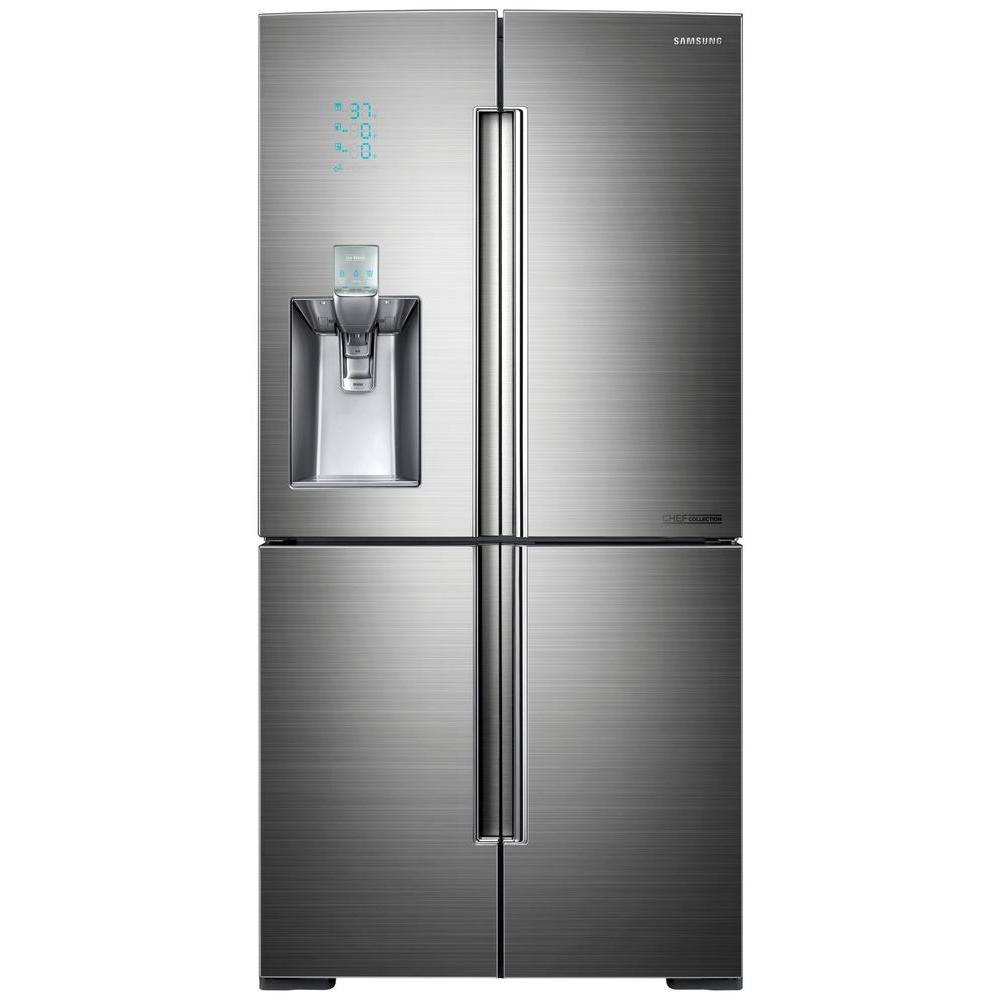 Samsung Chef Collection 34 3 Cu Ft French Door