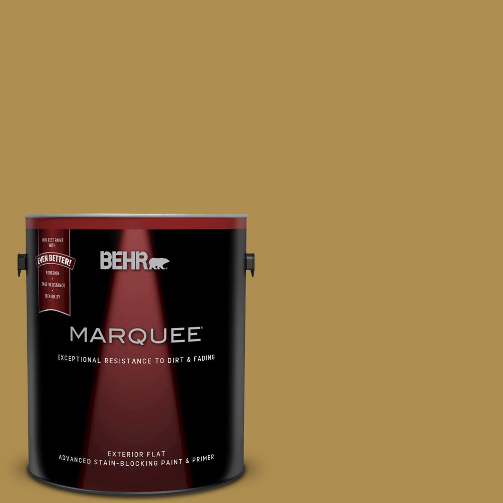 350d 6 Bronze Green Flat Exterior Paint