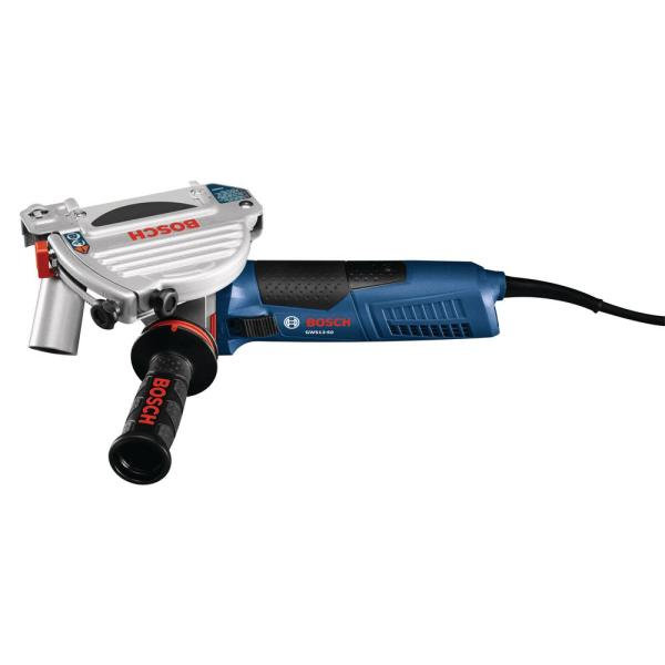13 Amp Corded 5 in. Angle Grinder with Tuckpointing Guard