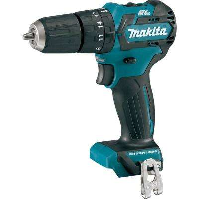 12-Volt MAX CXT Lithium-Ion 3/8 in. Brushless Cordless Hammer Driver-Drill (Tool Only)