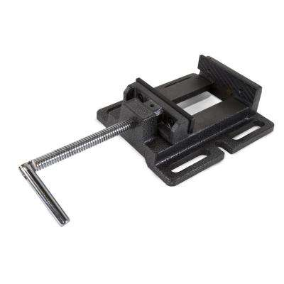 4 in. Cast Iron Drill Press Vise