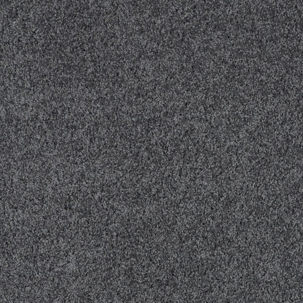 Martha Stewart Living Port Stanwick I - Color Magnetite 6 in. x 9 in. Take Home Carpet Sample-DISCONTINUED