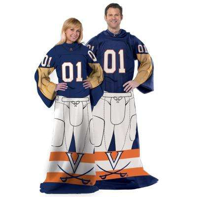 Virginia Multi Polyester Uniform Throw Comfy