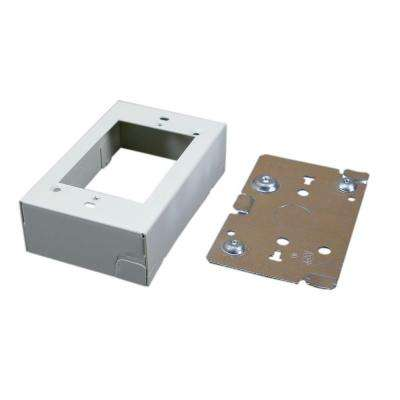 500 and 700 Series 1-Gang Surface Raceway Device Box