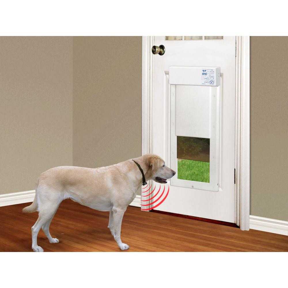 High Tech Pet 12 In X 16 Large Electronic Fully