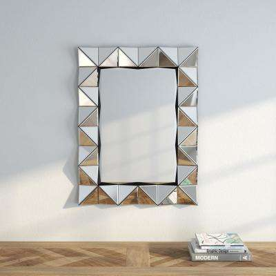 Wanda 31.5 in. H x 23.75 in. W Decorative Mirror