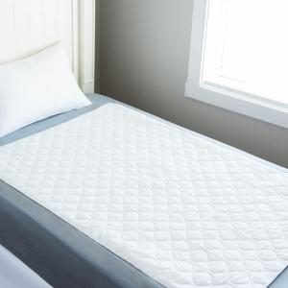 Linenspa Absorbent Waterproof Cotton Blend Sheet Protector