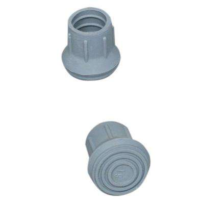 Walker Replacement Tips in Gray