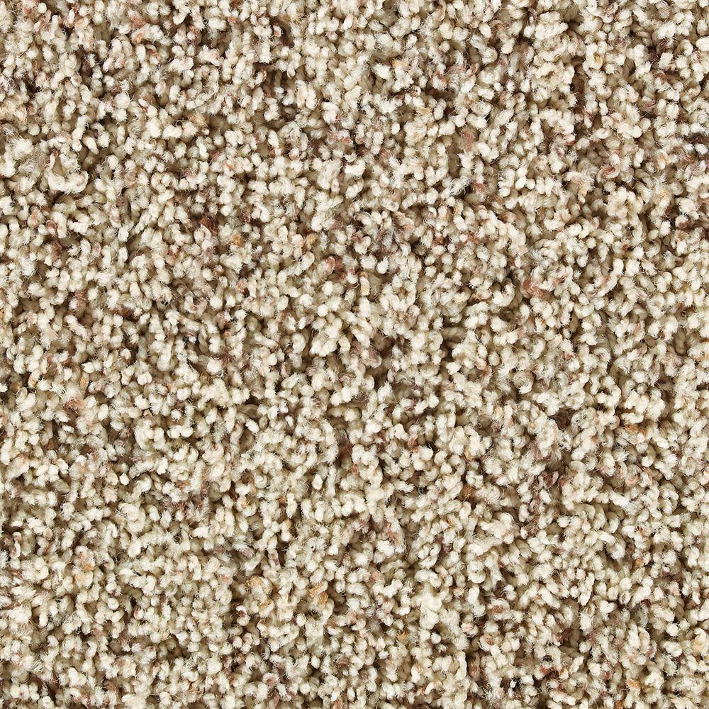 Martha Stewart Living Boldt Castle Hickory Tonal - 6 in. x 9 in. Take Home Carpet Sample-DISCONTINUED
