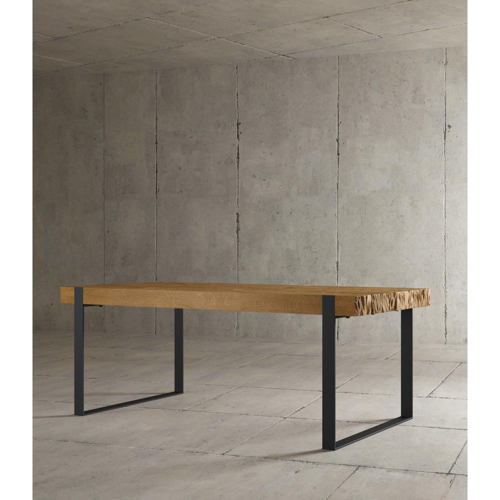 Kingsley 78 in. Natural Dining Table