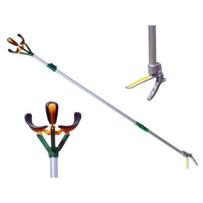 6 ft. Extension Long Reach Telescopic Fruit Harvester and Picker