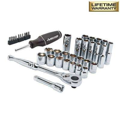 Mechanics Tool Set (38-Piece)