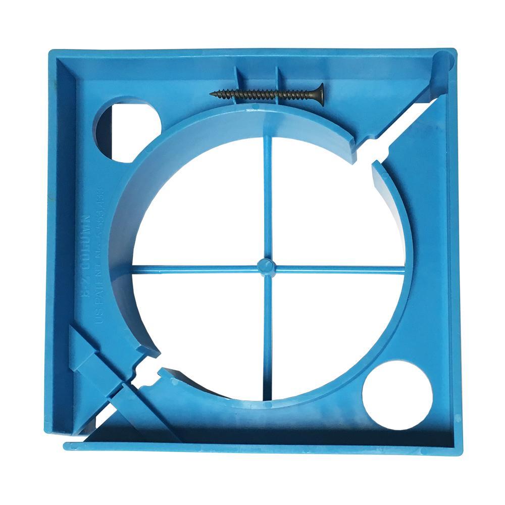 4 in. Blue Nylon EZ Column Framing Kit (5-Pack)