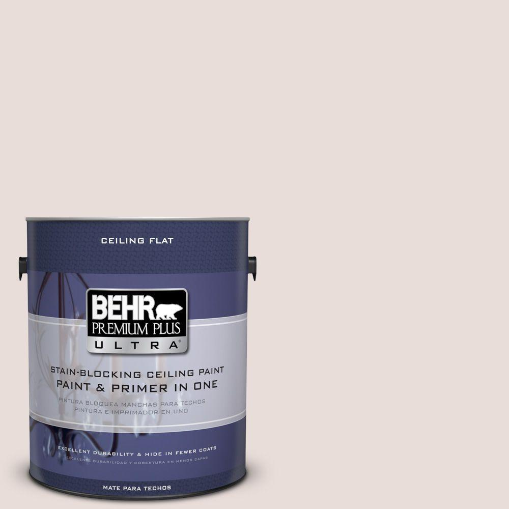 1-Gal. No.UL120-14 Ceiling Tinted to Pale Cashmere Interior Paint
