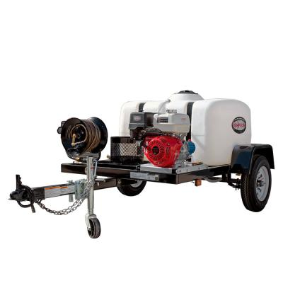 4200 95002 PSI at 4.0 GPM with HONDA GX390 Cold Water Pressure Washer
