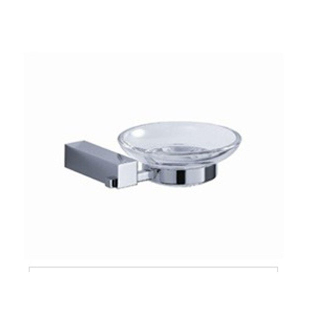 Fresca Ottimo Wall-Mounted Soap Dish in Chrome