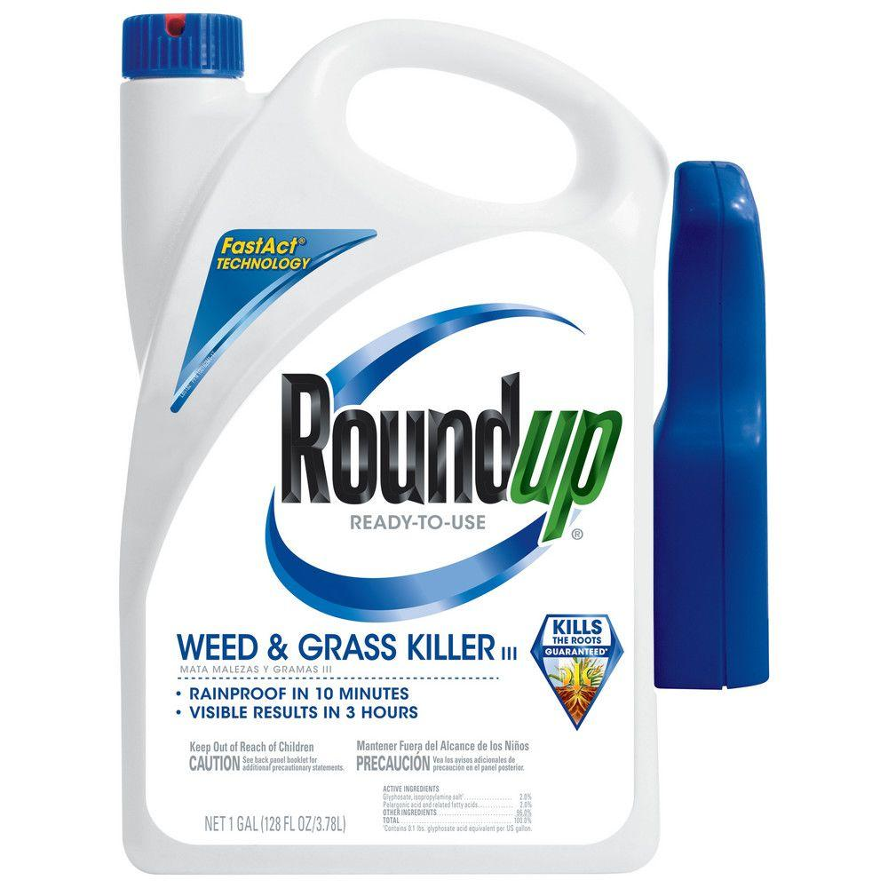 roundup ready to use 1 gal plus weed and grass killer 500261005