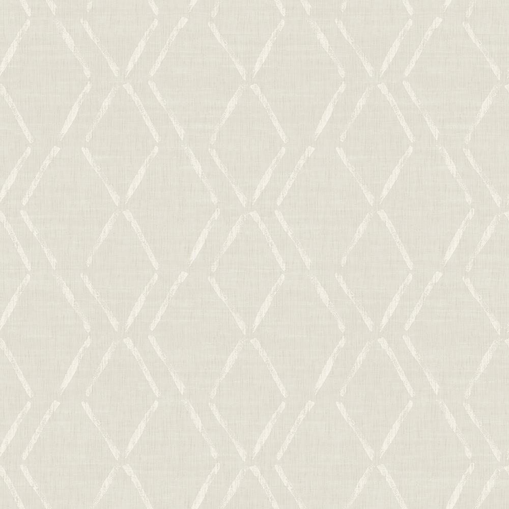 Beige BHF FD22332Reclaimed Tin Ceiling Wallpaper