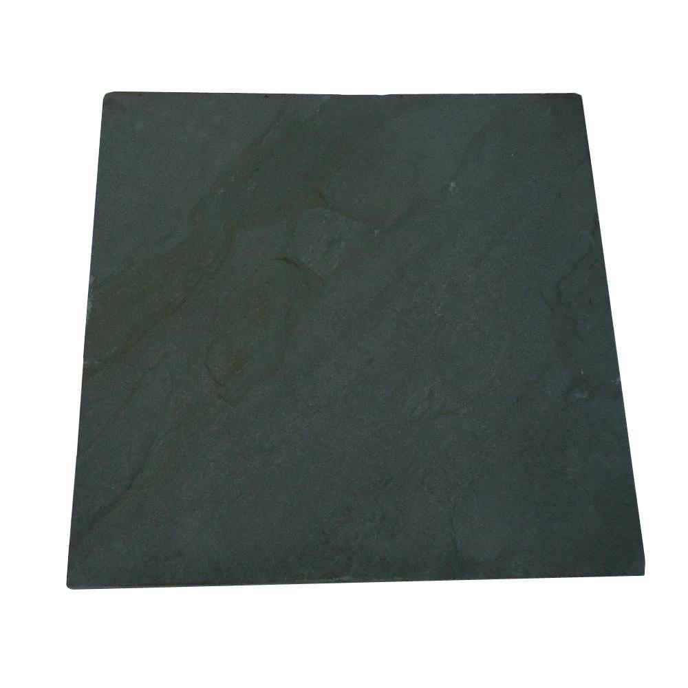 null 18 in. x 18 in. Flagstone
