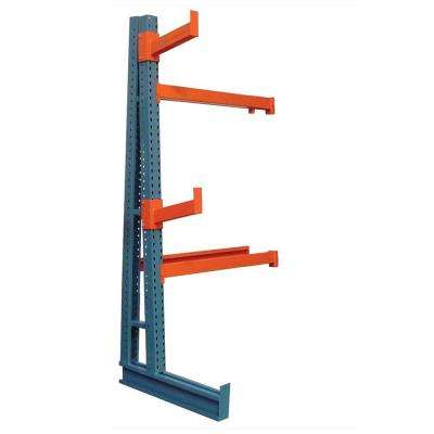 72 in. x 12 in. Single Sided Medium Duty Cantilever Add-on Unit