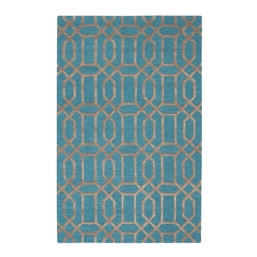 Capital Teal 9 ft. 6 in. x 13 ft. 6 in.