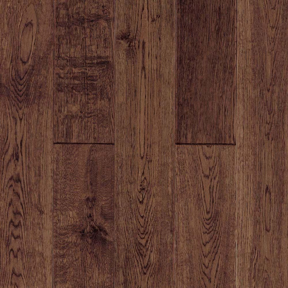 Robbins Longford Vintage Brown 3/4 in. Thick x 5 in. Wide x Random Length Solid Hardwood Flooring (21.70 sq. ft. / case)