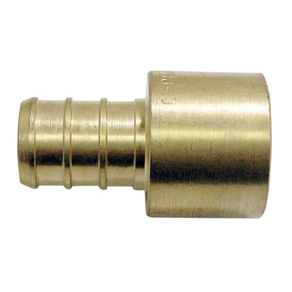 1/2 in. Brass PEX Barb x 1/2 in. Female Copper Sweat Adapter