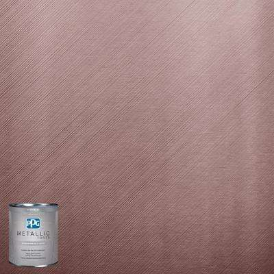 1-qt. MTL119 Silvery Orchid Metallic Interior Specialty Finish Paint