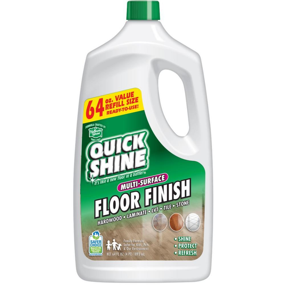 Quick Shine 64 Oz Floor Finish 51590