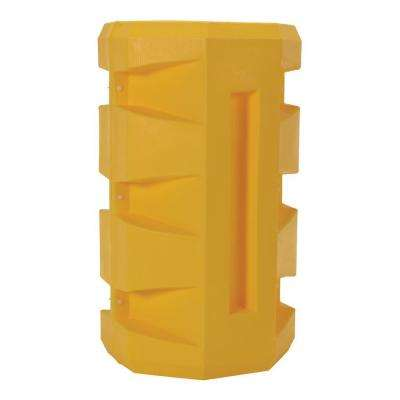 9 in. x 9 in. Polyethylene Building Column Protector