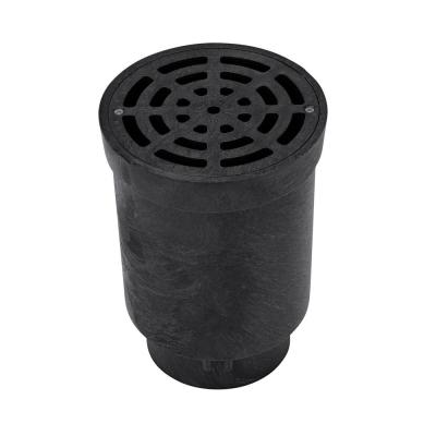 6 in. x 4 in. Flo Well Surface Drain Inlet