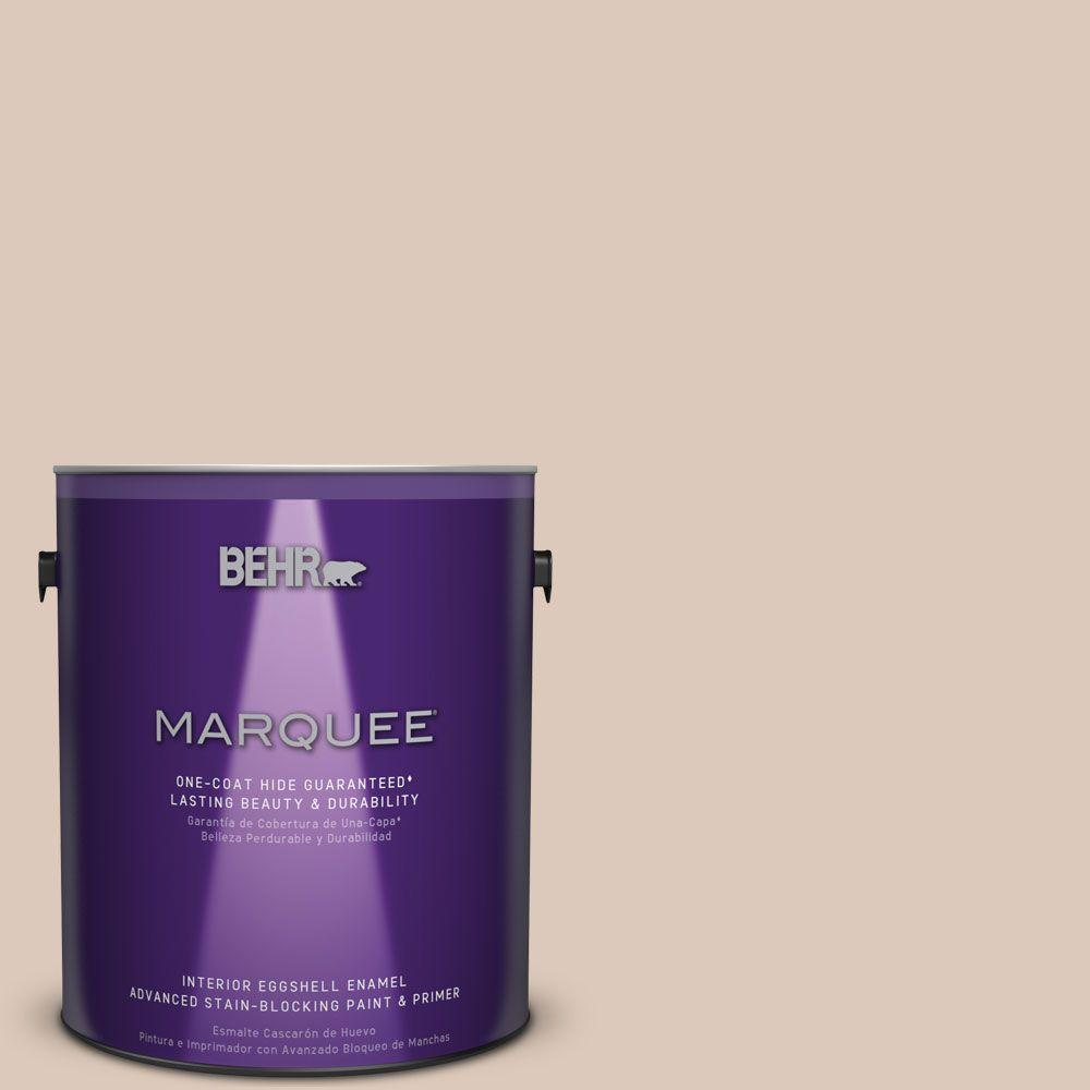 Merveilleux BEHR MARQUEE 1 Gal. #MQ3 09 Loft Light Eggshell Enamel Interior Paint And