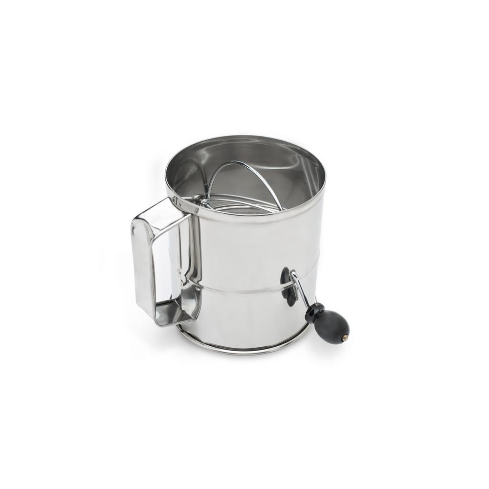 Fox Run Flour Sifter 8 Cup 4655