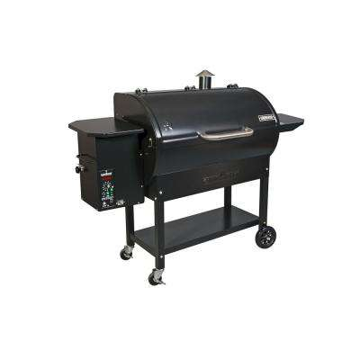 SmokePro LUX Pellet Grill in Black