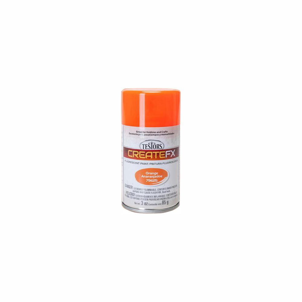 Testors CreateFX 2 5 oz  Silver Glitter Spray Paint (3-Pack)