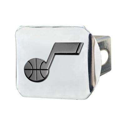 Utah Jazz Class III Hitch Cover