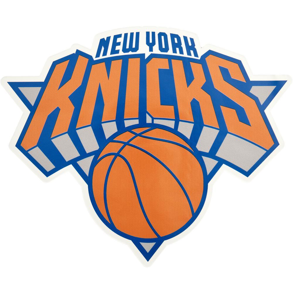 NBA New York Knicks Outdoor Logo Graphic- Large