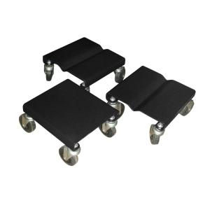 Shop Tuff 1500 lb. Capacity Snowmobile Dolly 3-Pack by Snowmobile Supplies