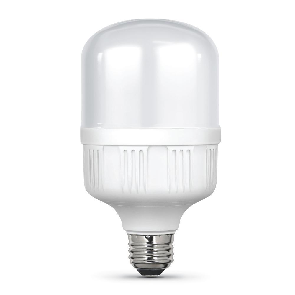 150-Watt Equivalent Oversized High Lumen Daylight (5000K) HID Utility LED Light Bulb (1-Bulb)