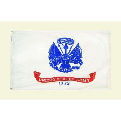 4 ft. x 6 ft. U.S. Army Armed Forces Flag