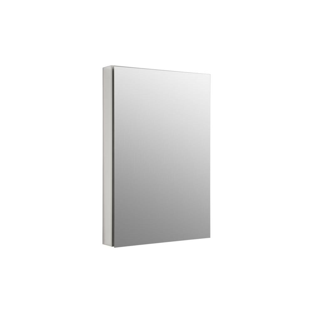 Catalan 24.125 in. x 36 in. Recessed or Surface Mount Medicine