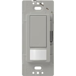 vacancy-only motion sensor switch, 2a, single-pole, no neutral required