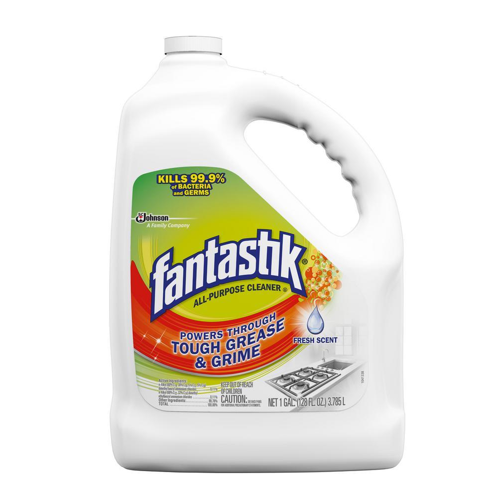 Fantastik Fantastik 128 fl. oz Fresh Scent All Purpose Cleaner