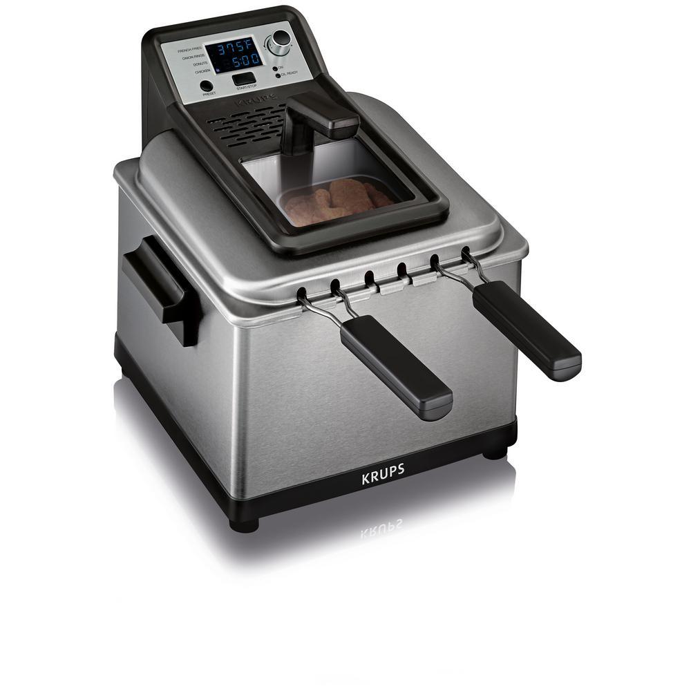 Click here to buy Krups Deep Fryer by Krups.