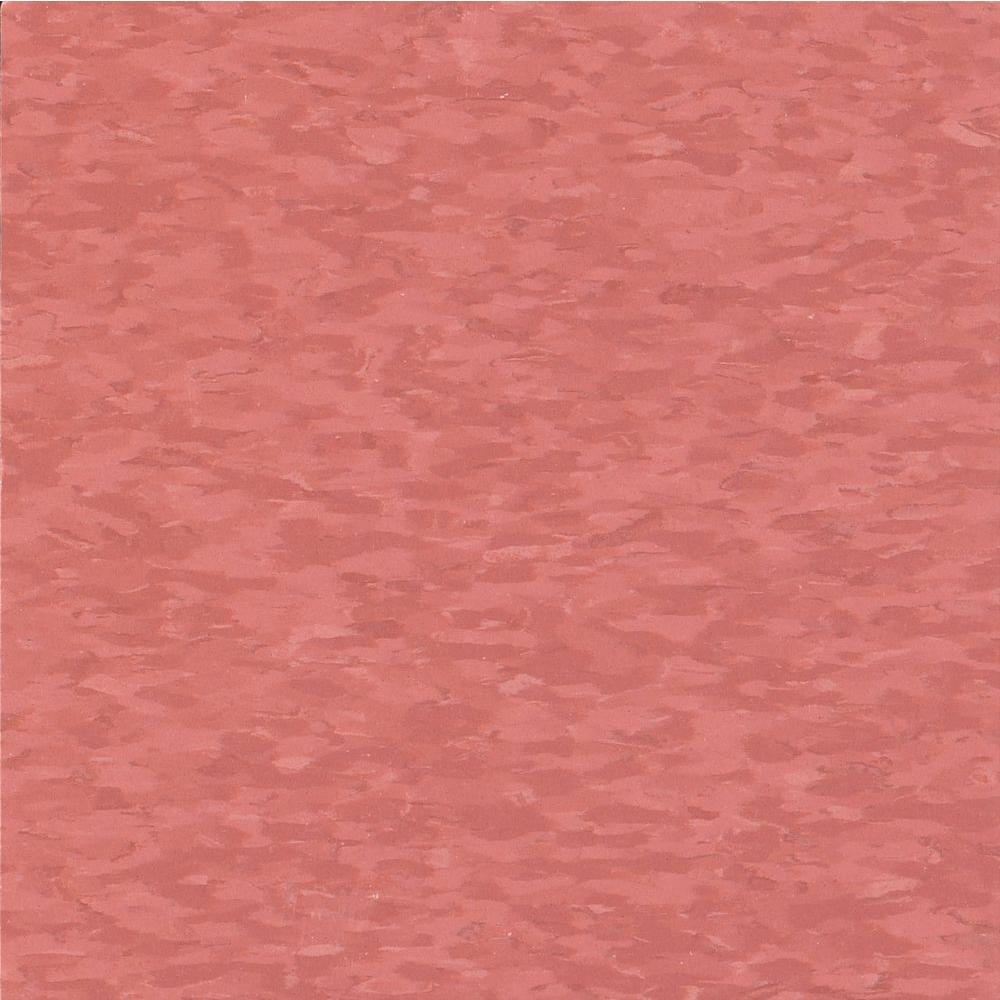 Imperial Texture VCT 12 in. x 12 in. Bubblegum Standard Excelon