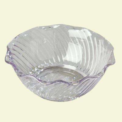 13 oz. Polycarbonate Tulip and Berry Dish in Clear (Case of 24)